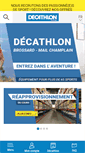 Mobile Preview of decathlon.ca